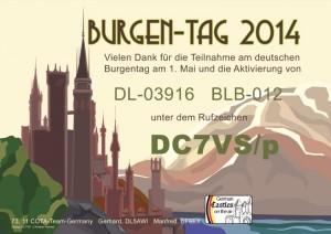 burgentag2014