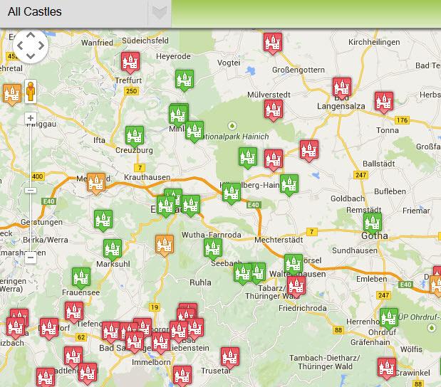 Cota Maps Uberarbeitet Cotagroup